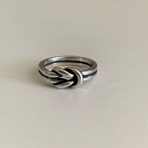 James Avery Jewelry - James Avery knot ring